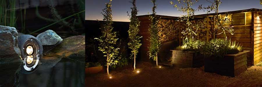 Tuinaanleg Tuinverlichting Lightpro
